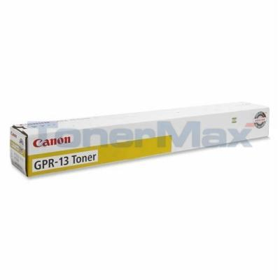 CANON GPR-13 TONER YELLOW